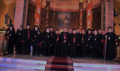 صلاة مسكونيّة من أجل وحدة المسيحيين في مار جرجس