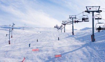 """""""الأشغال"""": طرقات مراكز التزلج سالكة"""