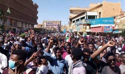الشرطة السودانية تؤكد مقتل متظاهر