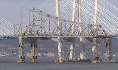 بالفيديو: لحظة تفجير جسر تاريخي في نيويورك