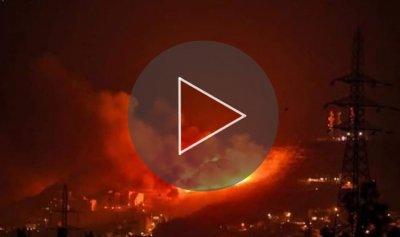 بالفيديو: أرضي محروقة ومسروقة
