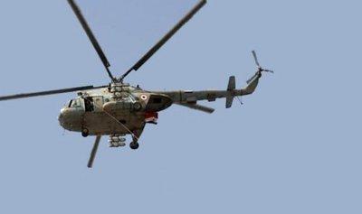 جيش الأسد يضرب جبل الأكراد بالبراميل المتفجرة