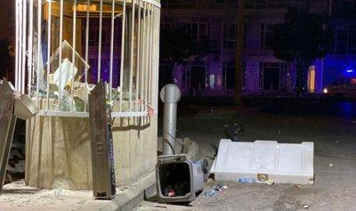 52 إصابة في صفوف قوى الأمن