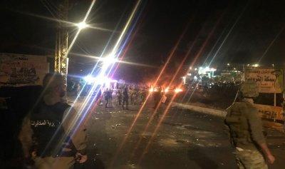 الجيش يعمل على فتح مدخل الهرمل