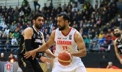 إليكم تشكيلة المنتخب اللبناني في تصفيات كأس اسيا 2021 بكرة السلة