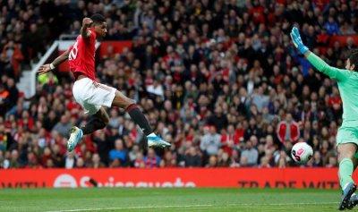 يونايتد يوقف سلسلة انتصارات ليفربول