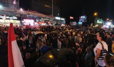 بالفيديو: جحافل من المتظاهرين في الزوق