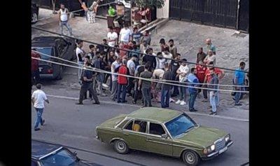 إصابة شخصين بحادث سير في كفرشلان