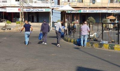 طريق العبدة المنية في اتجاه طرابلس مقفلة