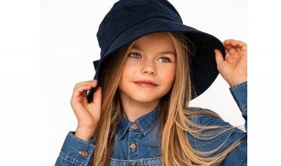 بالصور: تعرفوا الى أجمل طفلة عبر الإنترنت