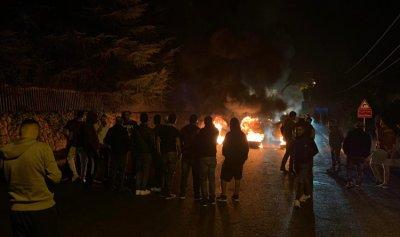 40 جريحاً لقوى الأمن جراء المظاهرات