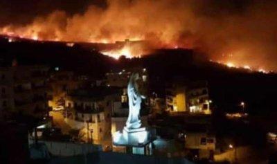 """""""كشافة الحرية"""" تفتح مقراتها لاستقبال المتضررين من الحرائق"""