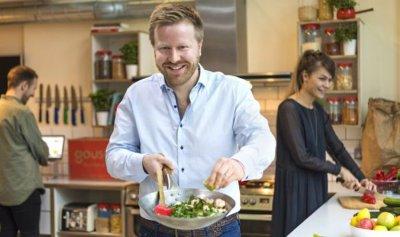 جائع يؤسس شركة طعام قيمتها 110 مليون دولار