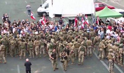 تعزيزات للجيش وقوى الأمن في جل الديب