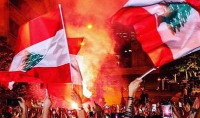 بالفيديو: العناية الثورية توقظ لبنان من الغيبوبة