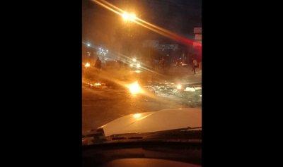 لبنان يستفيق على الاحتجاجات… إليكم حال الطرقات