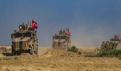 تركيا توقف العمليات العسكرية في سوريا