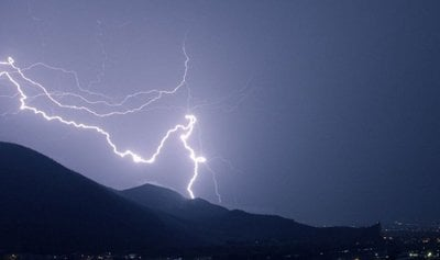 أمطار ورعود في الشوف وإقليم الخروب