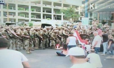 الجيش يفتح طريق الزوق بالقوة