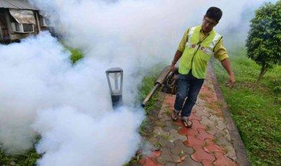 تعثر المعركة ضد الملاريا