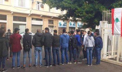 مسيرة طلابية تجوب شوار البداوي