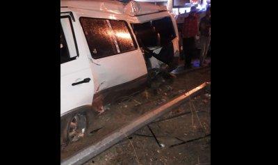 4 جرحى بحادث سير على أوتوستراد الفرزل