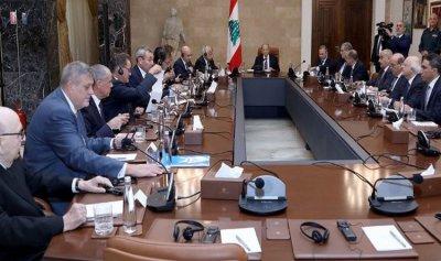 عون استقبل سفراء مجموعة الدعم الدولية للبنان