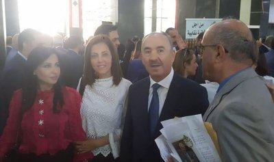 انسحاب بيار حنا لصالح ناضر كاسبار لمنصب نقيب محامي بيروت