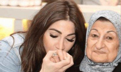 ديما صادق لوالدتها: سامحيني