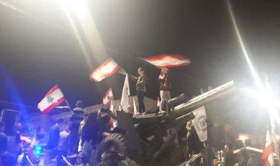 أميون وكفرعقا احتفلتا بذكرى الاستقلال