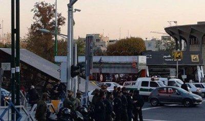بالفيديو: زيادة أسعار البنزين تشعل ايران