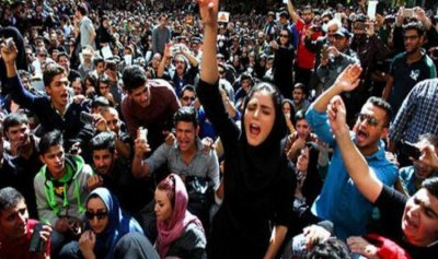 251 قتيلاً و3700 جريح في تظاهرات إيران