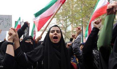 هدوء حذر في ايران وسط انقطاع الانترنت