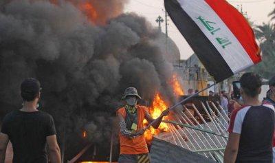 """قتيل وعشرات الجرحى وقذائف """"هاون"""" في العراق"""