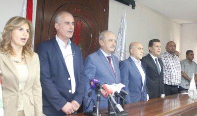 اعتصام في نقابة أطباء طرابلس