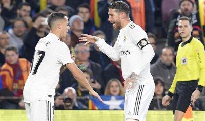 إصابة جديدة في صفوف لاعبي ريال مدريد