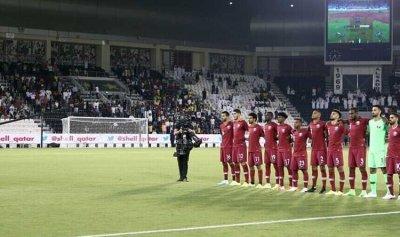 بالفيديو: ركلة جزاء تنقذ قطر من مصيدة أفغانستان
