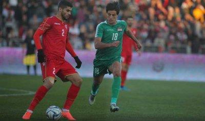 تصفيات مونديال قطر: العراق يتعادل مع البحرين