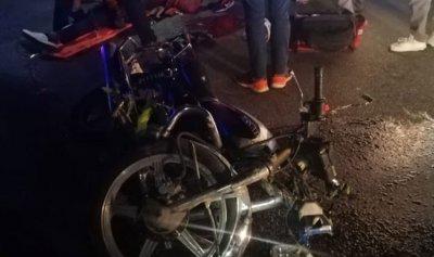 جريحان من التابعية السودانية بحادث سير في عدلون