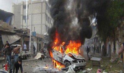 19 قتيلاً جراء تفجير سيارة مفخخة شمال سوريا