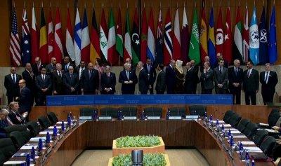 بومبيو: واشنطن تواصل قيادة التحالف الدولي ضد داعش
