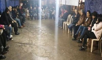 حلقة حوارية لثوار حلبا