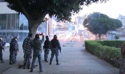 قوى الأمن تهدد بإجراءات حازمة في وسط بيروت
