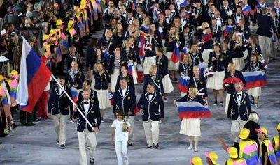 فرض حظر على روسيا في المحافل الرياضية