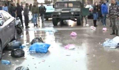 بالفيديو: 3 جرحى إثر اعتداء أمن كرامي على ثوار طرابلس