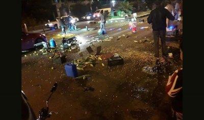 بالفيديو: أصحاب بسطات يقطعون الطريق في عين المريسة
