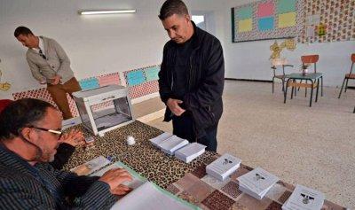 تحطيم مراكز تصويت وإغلاق أخرى في الجزائر