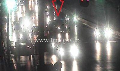 3 جرحى إثر حادث مروري على جسر انطلياس