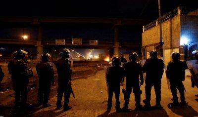 """""""قبعات زرقاء"""" في بغداد"""