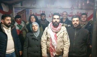 """بالفيديو – ثوار الجمهورية في بعلبك: """"كلنا أحمد توفيق"""""""